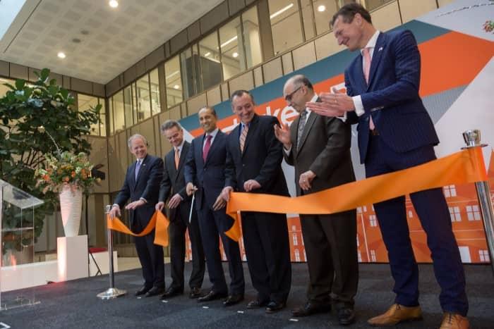 Stryker opens European Regional Headquarters in the Netherlands