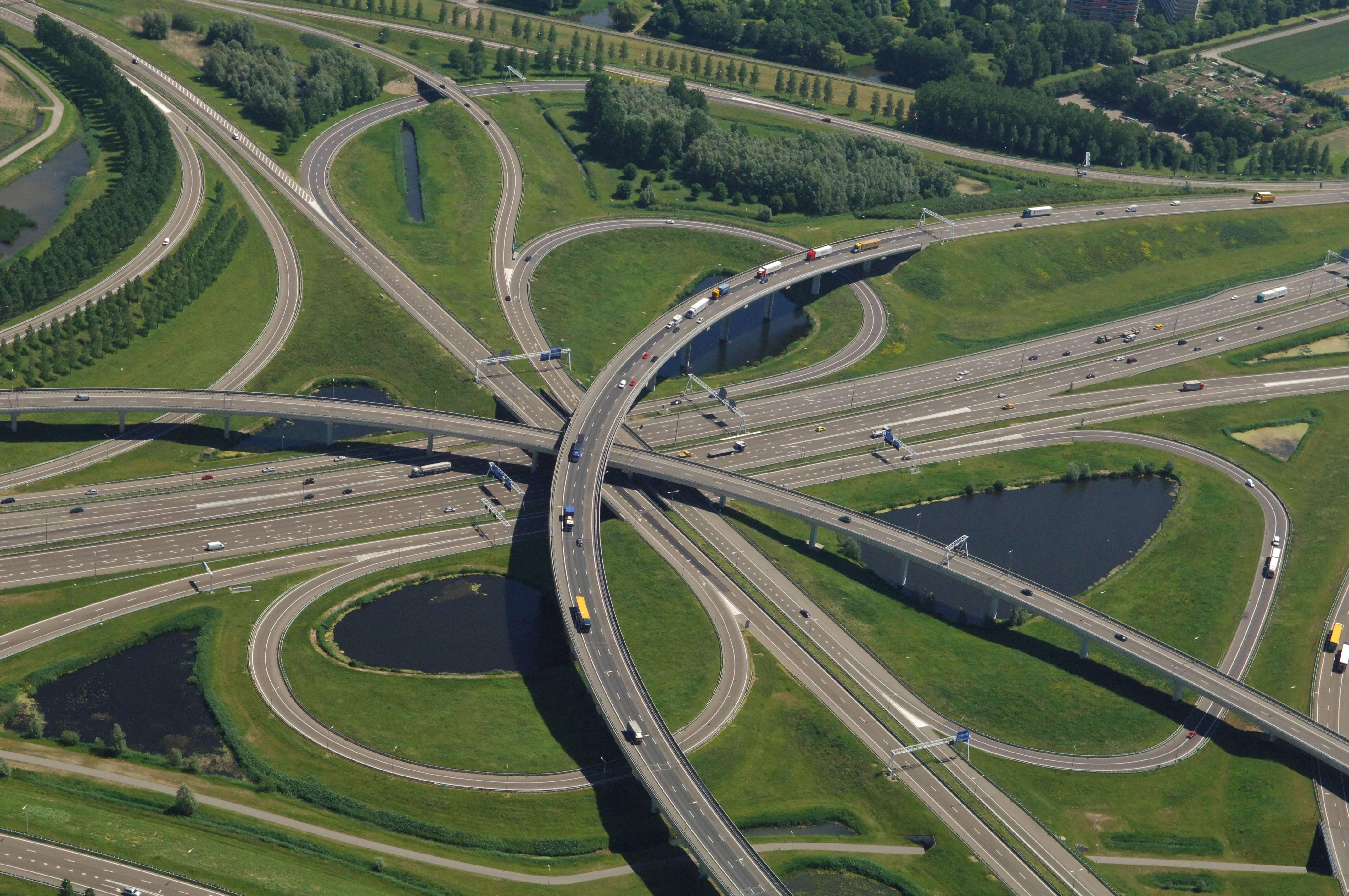 Road Amp Rail Transportation In The Netherlands Nfia