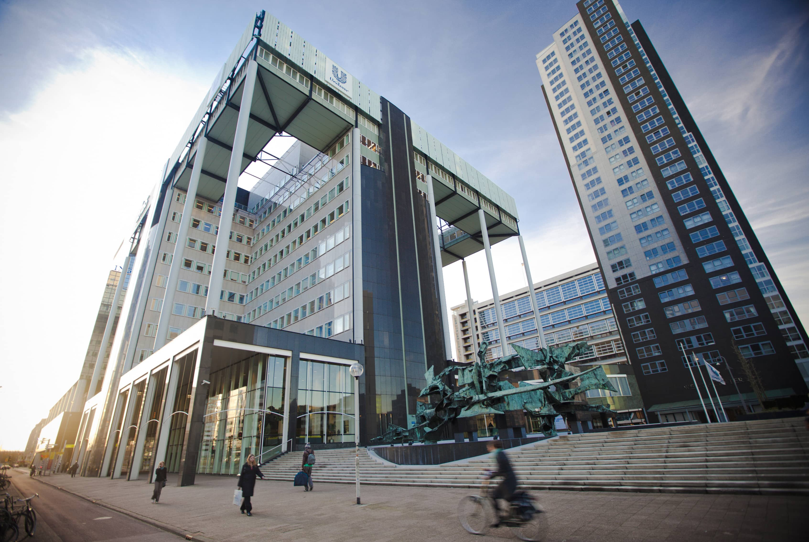 Unilever Selects Rotterdam For Global Headquarters Nfia