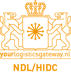Holland International Distribution Council logo