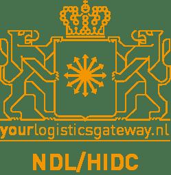 Holland International Distribution Council logo