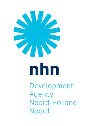 The Development Agency Noord-Holland Noord (NHN) logo