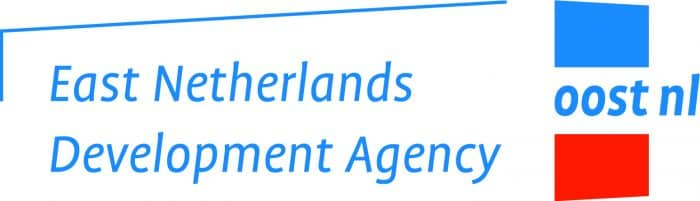 East Netherlands Development Agency Oost NL logo