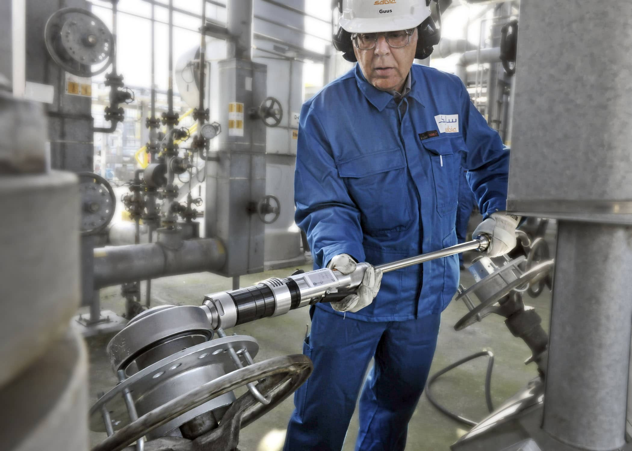 The Netherlands: SABIC's main focus for European activities
