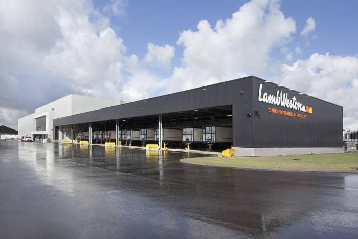 Lamb Weston Meijer NL Facility