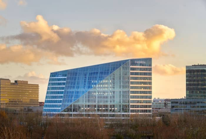 Deloitte Amsterdam Office