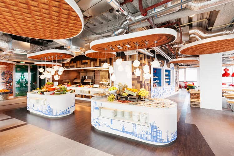 google office hq. Google Amsterdam Office Hq