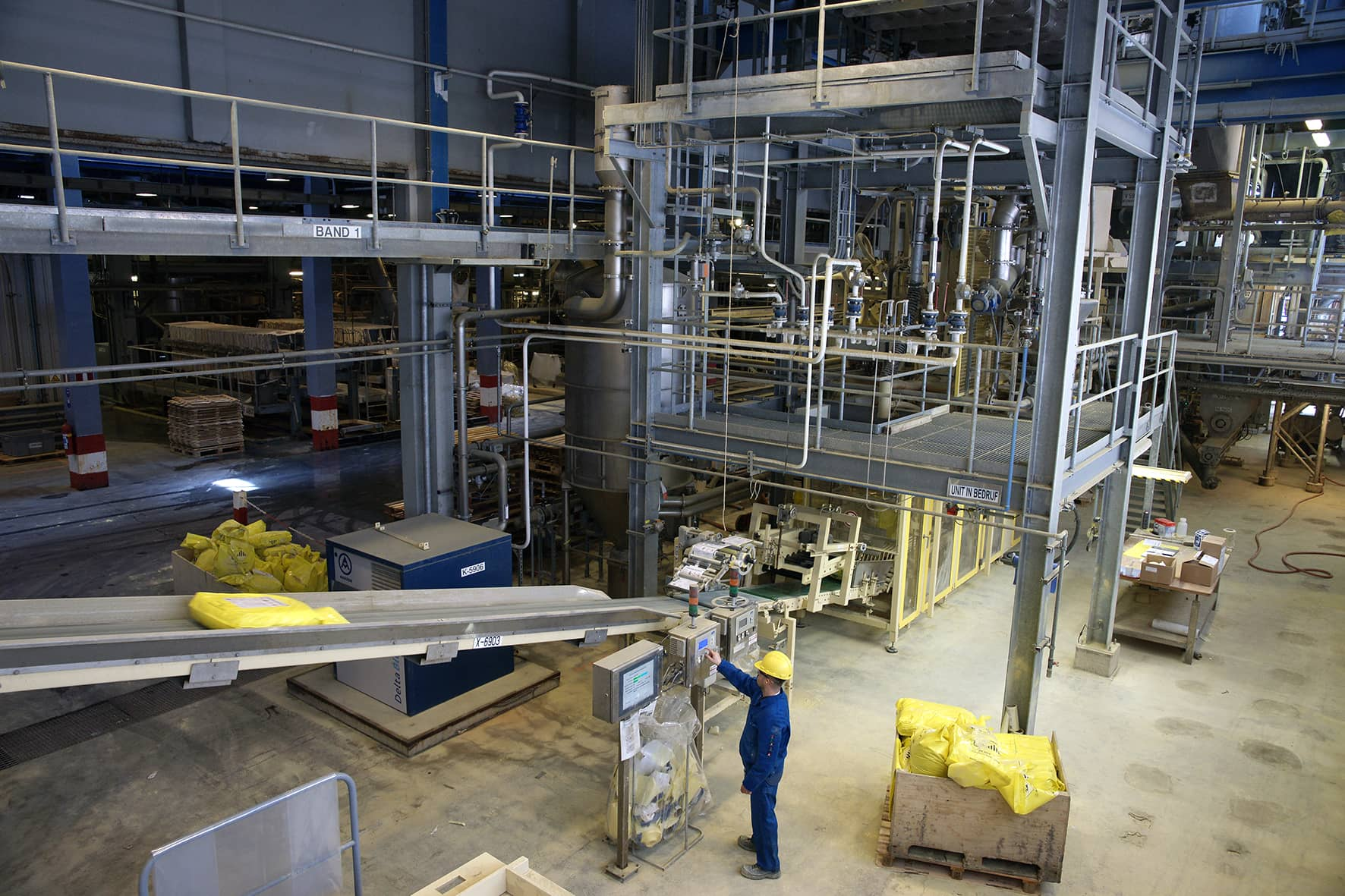 Cerexagri, subsidiary of UPL, uses Rotterdam for doing business in