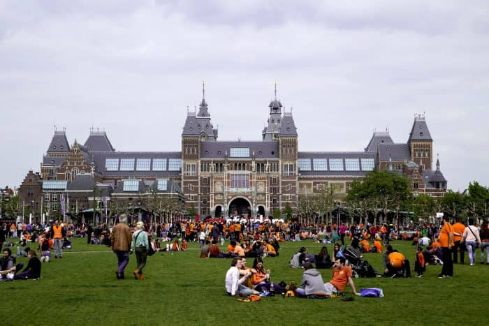 Kings Day Museumplein