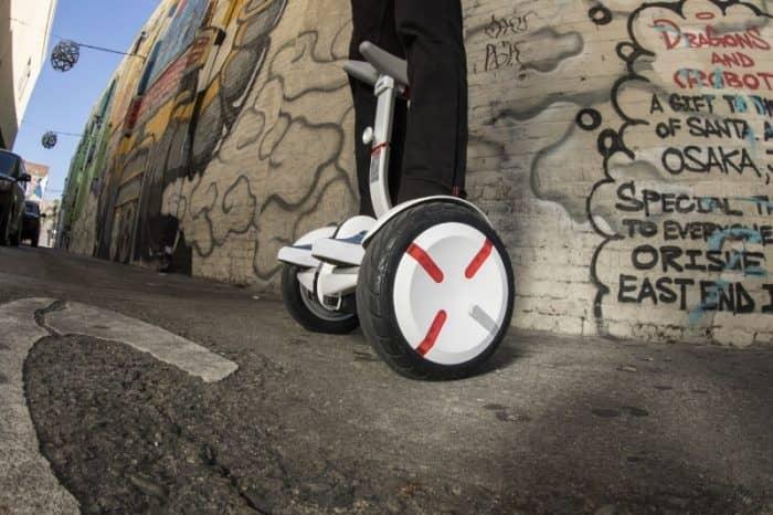 Ninebot Mini Pro. (PRNewsFoto/Segway Europe)