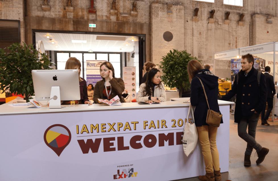 Expat Geschwindigkeit Dating der Hague
