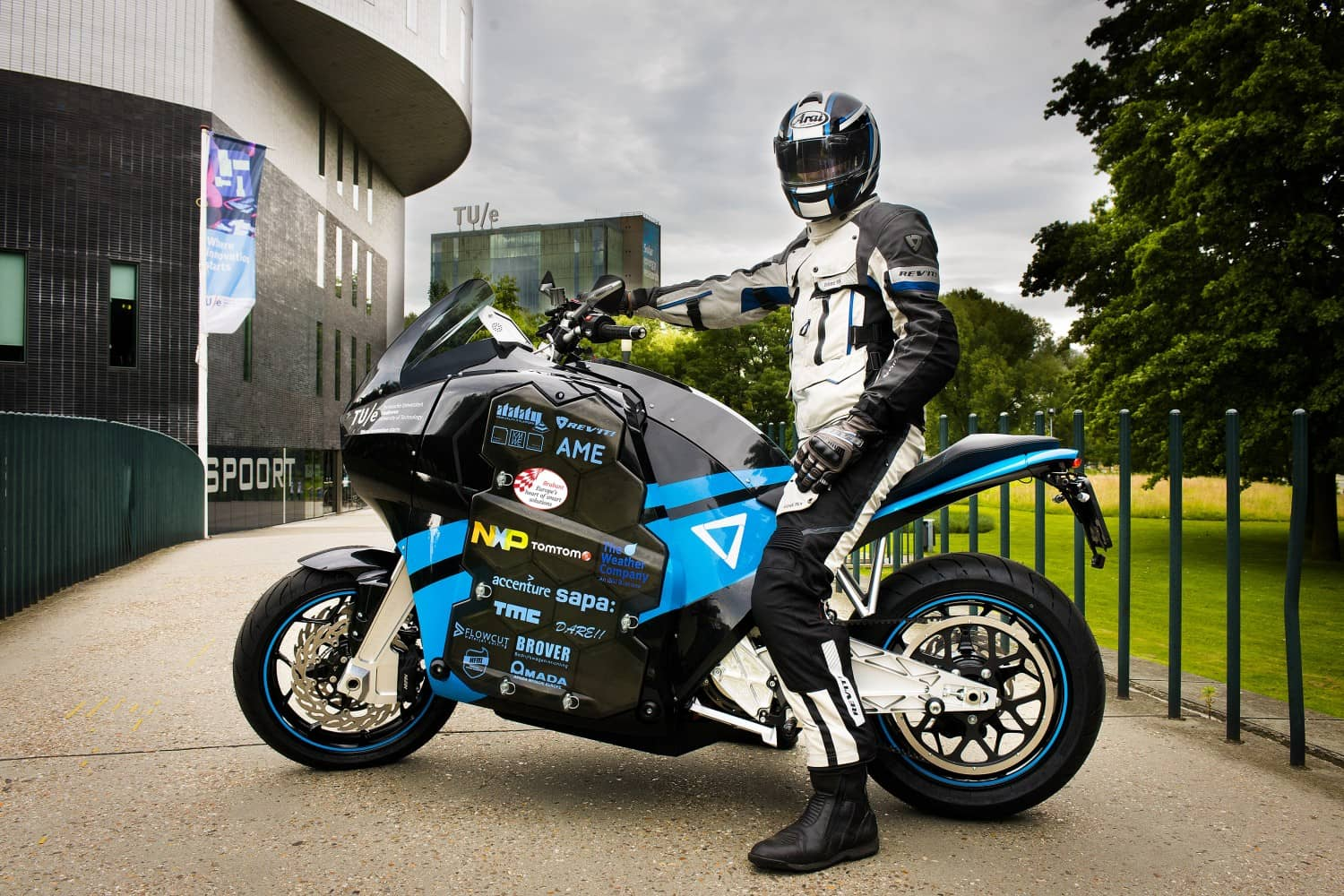 Storm eindhoven rides into north america nfia for Lonne electric motors usa