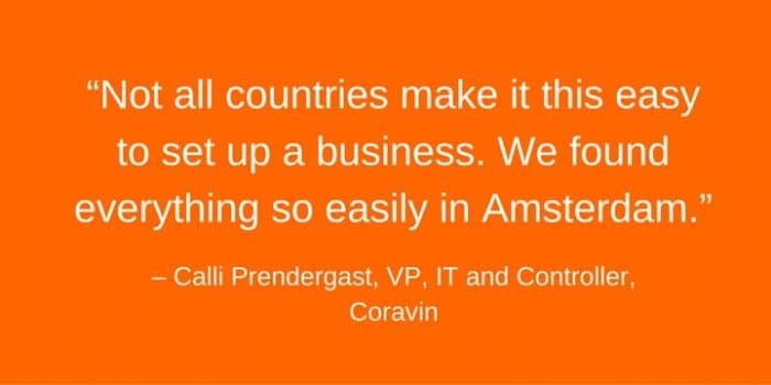 coravin_quote_invest_in_the_Netherlands