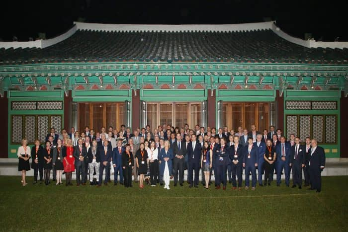 For three full days, at the end of September, the Embassy of the Kingdom of the Netherlands in South Korea was literally 'buzzing with business'.