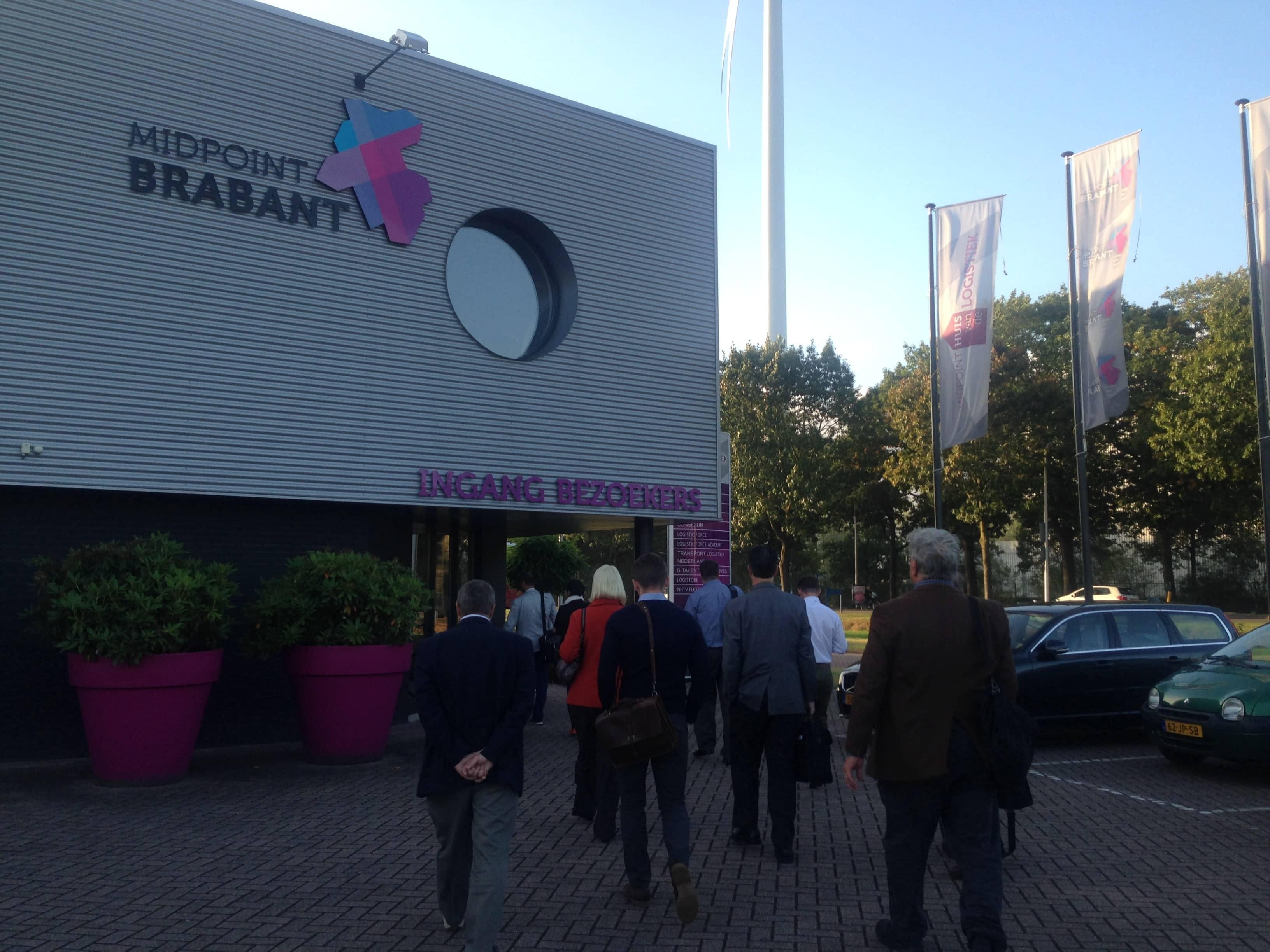 Hollannd's Top Ranked Logistics Sector Logistics Mid Brabant