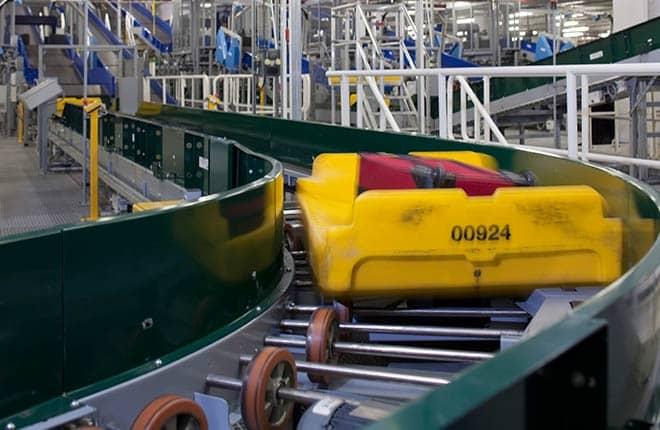 Holland's Top Ranked Logistics Sector Vanderlande