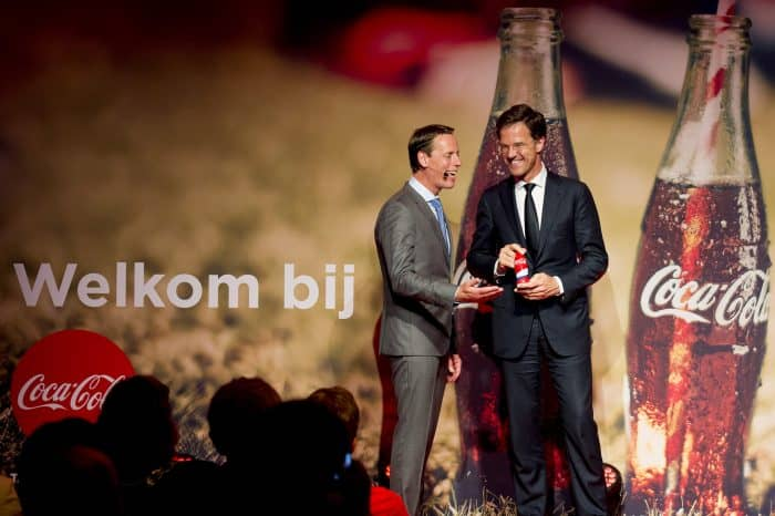 Top Invest in Holland Stories in 2016 Coca Cola