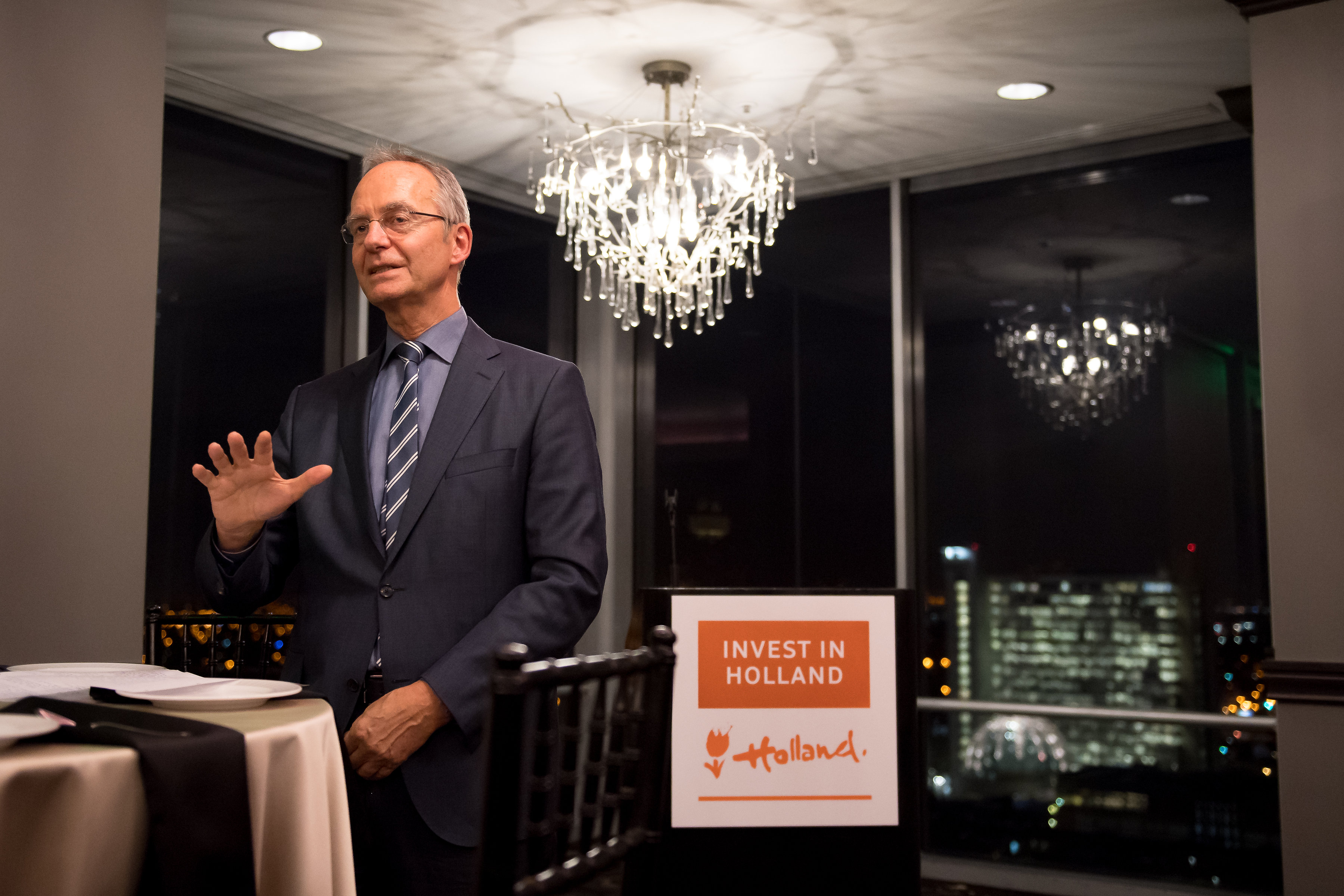Netherlands Strengthen Economic Ties with Silicon Valley