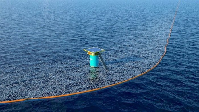 Positivity and innovation are closely linked, so it's perhaps not surprising to learn that the Ocean Clean-up Project to tackle the great Pacific garbage patch was conceived by young Dutch student, Boyan Slat.