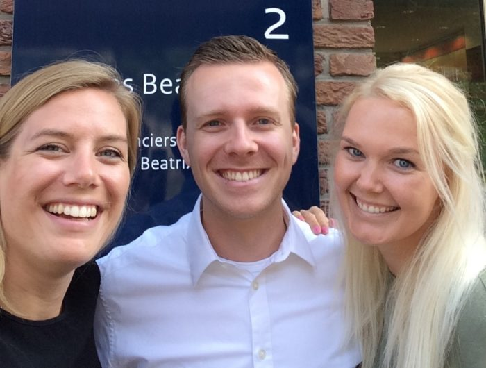 Without further ado, it is time to introduce you to the newest additions to the NFIA Netherlands team: Sjoerd Habing, Maxime Notenboom and Rosanne van der Leer.