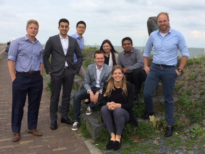 NFIA field trip to the Northern Netherlands, home of Invest in Holland partner NOM