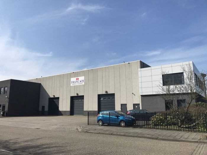 Rotterdam is the logical base for the company's growth across Europe because of its strategic position for procurement and delivery of customized services.