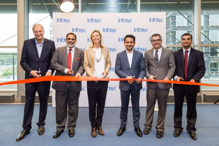 Global leader in consulting, technology and next-generation services, Infosys, announced the opening of a new state-of-the-art office space in Amsterdam.