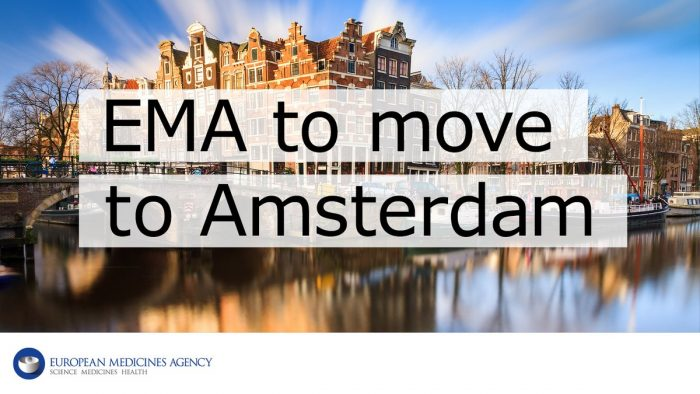 Amsterdam ticks many boxes for EMA, not in the least because it offers excellent connectivity and a building that can be shaped according to EMA's needs.