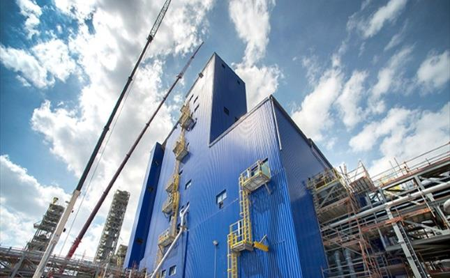 SABIC new PP Extrusion line facility