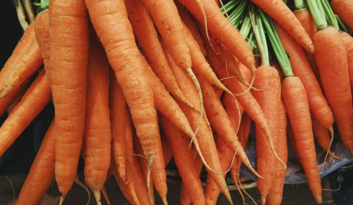 The Dutch are the reason that carrots are orange