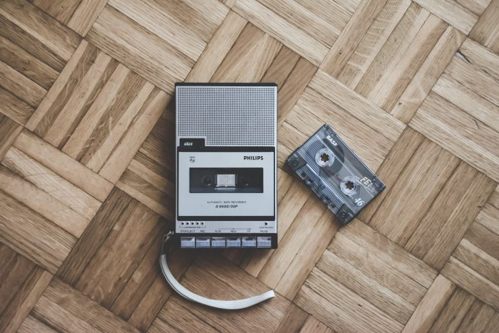 Cassette and DVD invented in the Netherlands