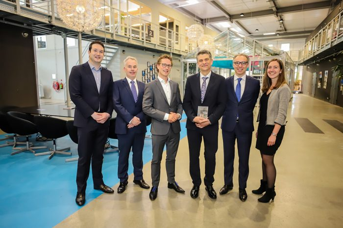 Maxeler supercomputer manufacturers chooses tech incubator in Hollan
