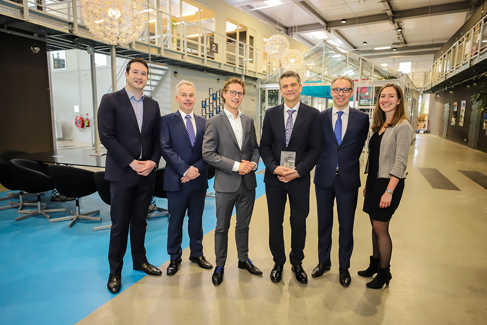 British high-end technology company Maxeler IoT-Labs expects to have between 10 and 20 employees within three years at its Delft branch.