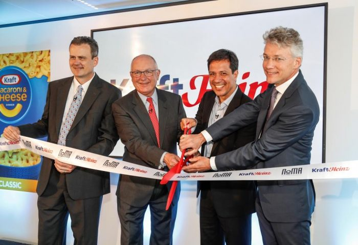 Kraft Heinz Ribbon Cutting ceremony Netherlands