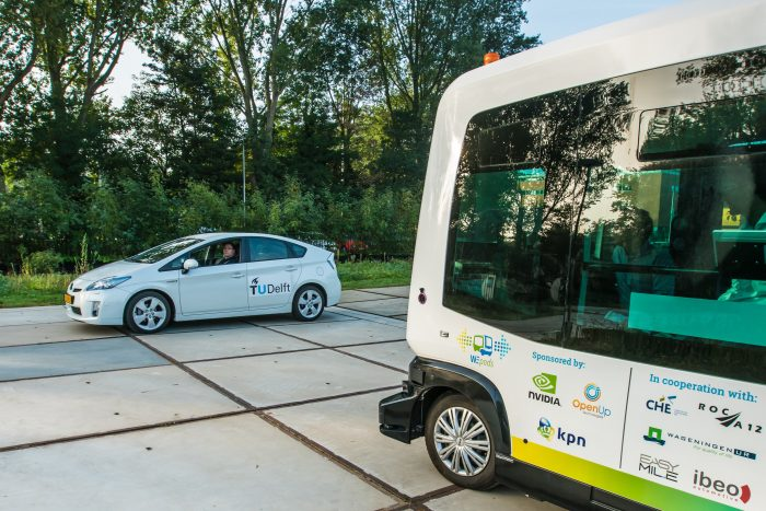 How the Dutch drive mobility