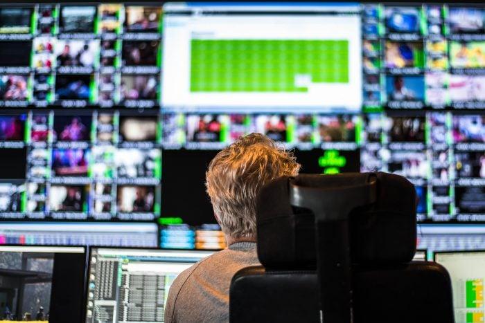 TVT Media - TV screen wall