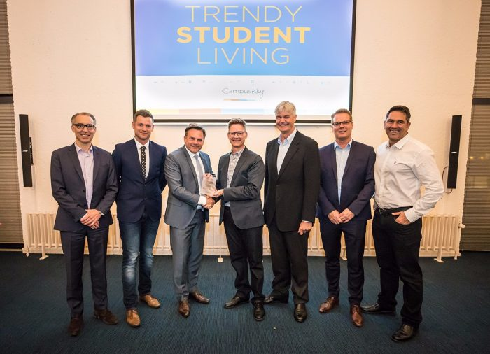 CampusKey opens in the Netherlands