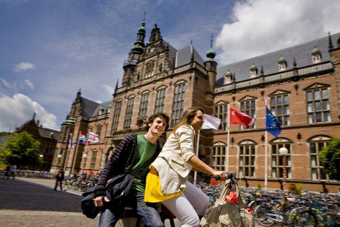 Week of International Student