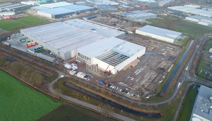 CanPack expanding in the Netherlands