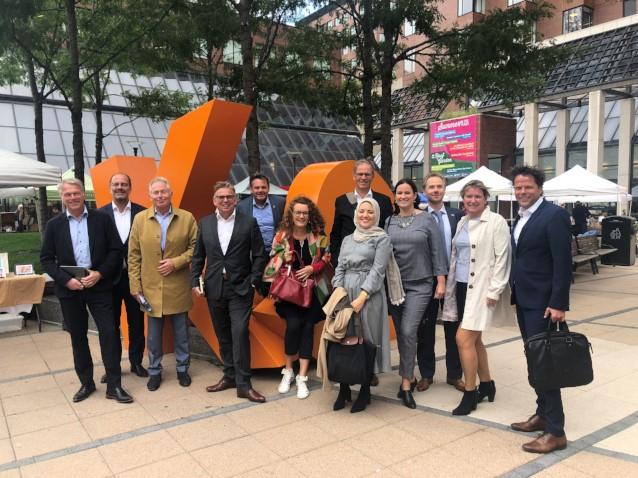 Dutch Delegation in Boston & Toronto