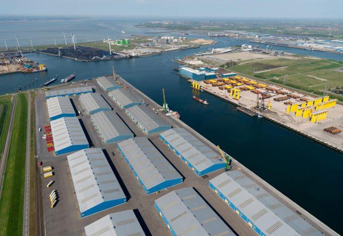 Seaports