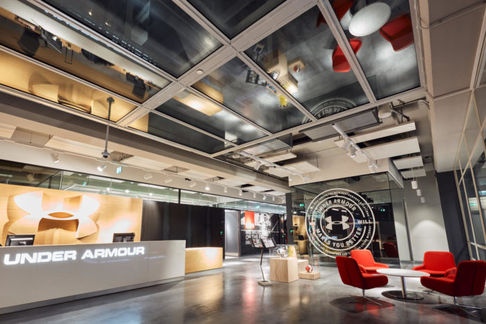 Under Armour Opens EMEA Headquarters in the Netherlands