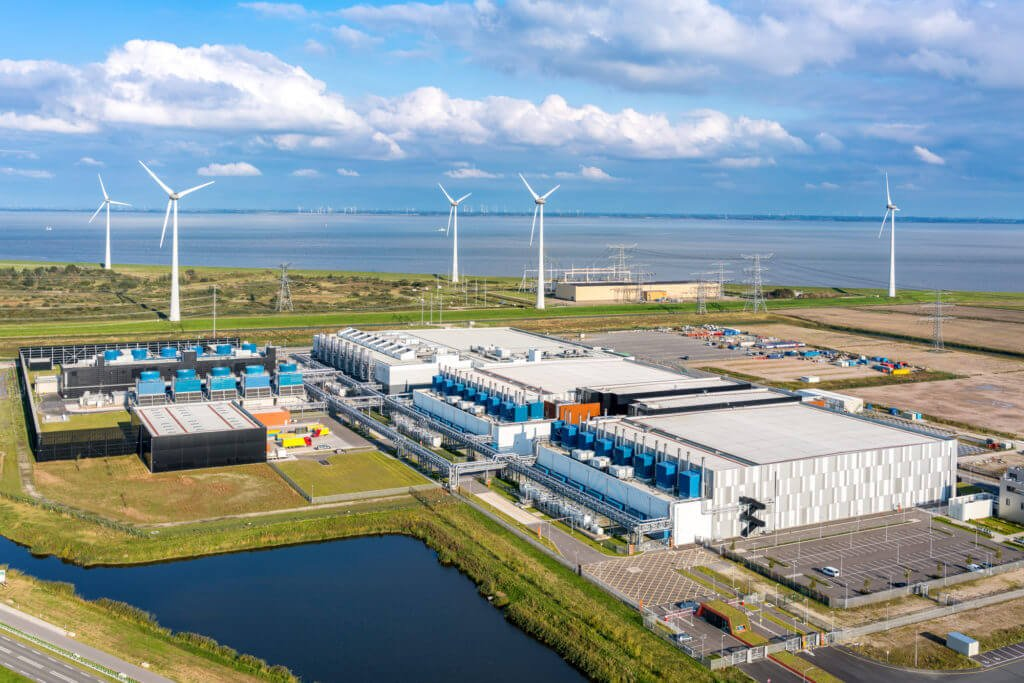 Google is expanding its data center capacity in the Netherlands