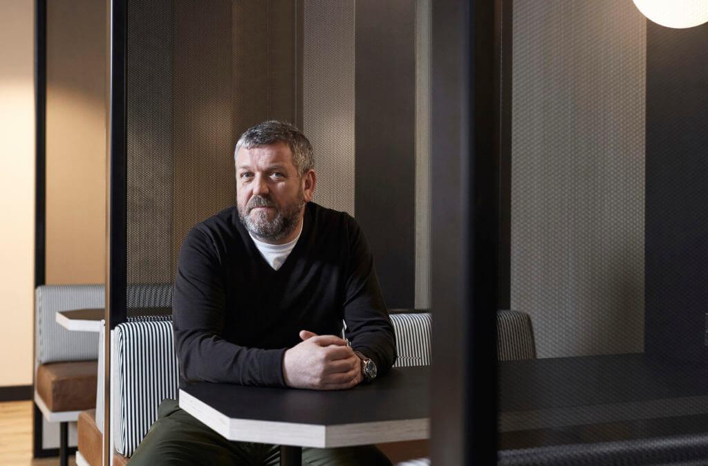 Brian Jamieson CEO Centtrip