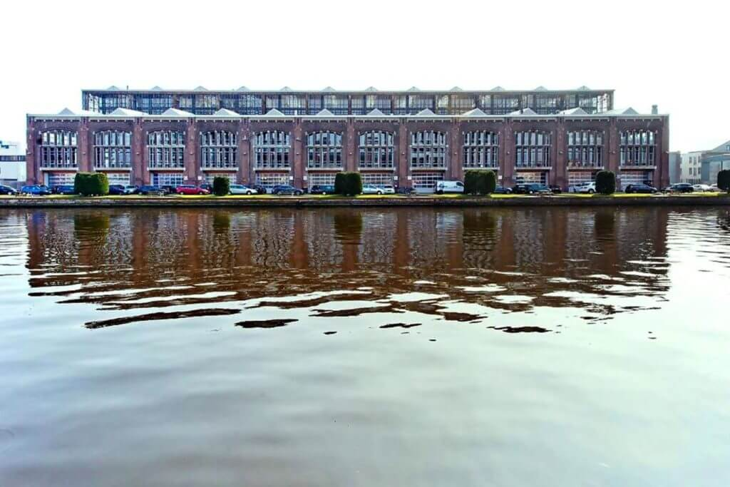 TRG Global New Facility in Haarlem