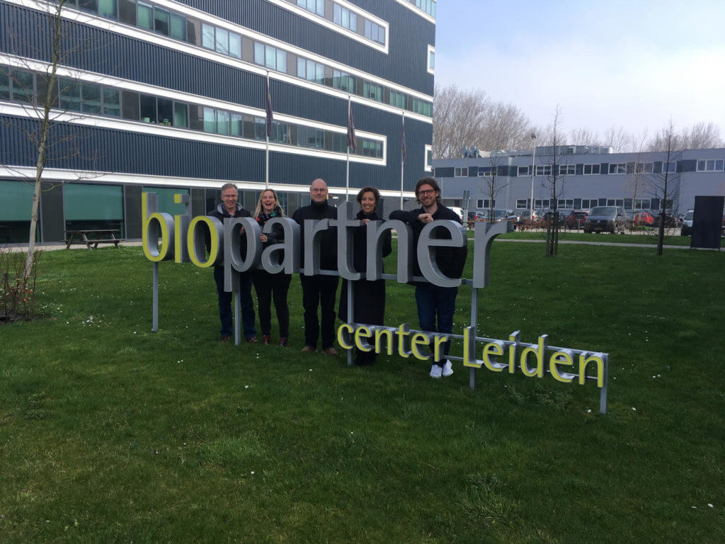 Aparito opens in Leiden Bio Science Park