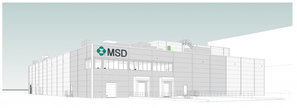 MSD New Haarlem facilities respond to growing global demand for vaccines and Brexit