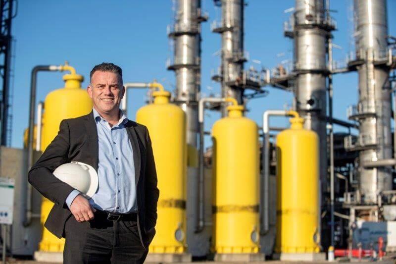 Albert Meiresonne from invest in Zeeland
