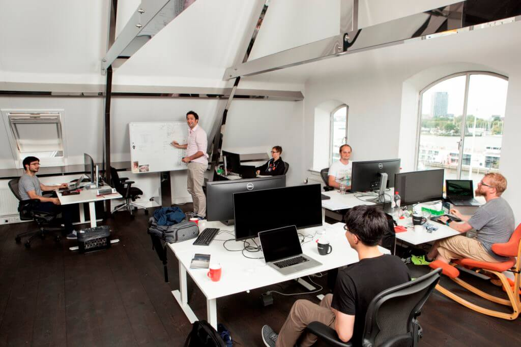 Data analytics company invests 100 million euros at European headquarters in Amsterdam, bolstered by Dutch ICT ecosystem and digital infrastructure