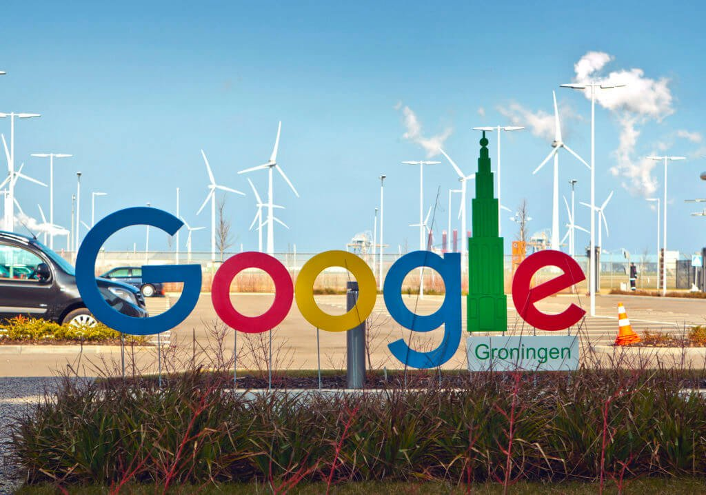 Google European expansion in the Netherlands